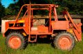 TRACTEUR FORESTIER LATIL TL73 de 1976